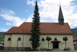 Kirchenrenovierung