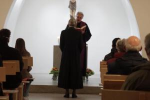 Verabschiedung und Neubeginn: Frau Wagner