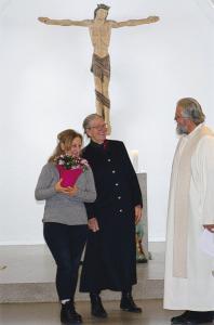 Verabschiedung Fr. Gimbel